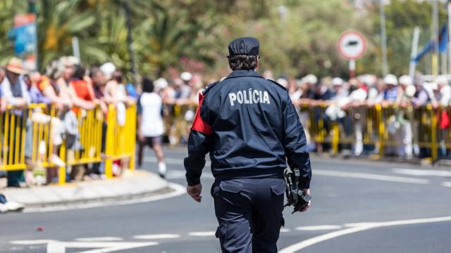 PSP nega ter alterado cerimónia para evitar ação do Movimento Zero