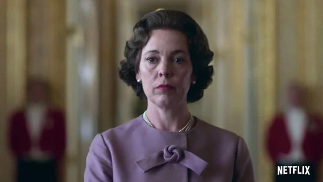 Netflix lançou um novo 'teaser' para 'The Crown'