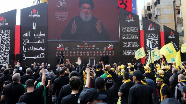 Riade sofrerá mais ataques se não acabar guerra no Iémen, avisa Hezbollah