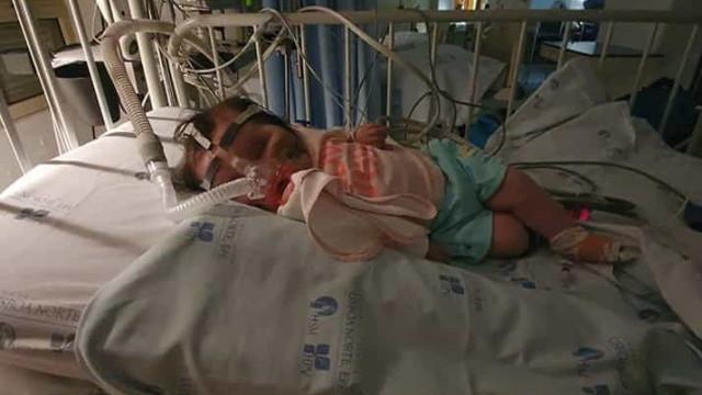 Há novidades sobre a bebé Matilde... e são positivas