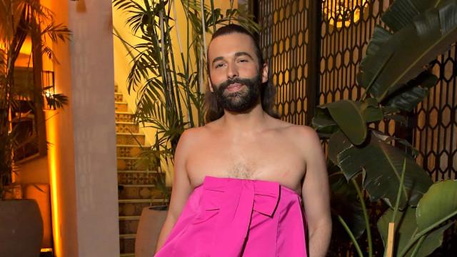 Jonathan Van Ness, estrela de 'Queer Eye', revela que é portador de HIV
