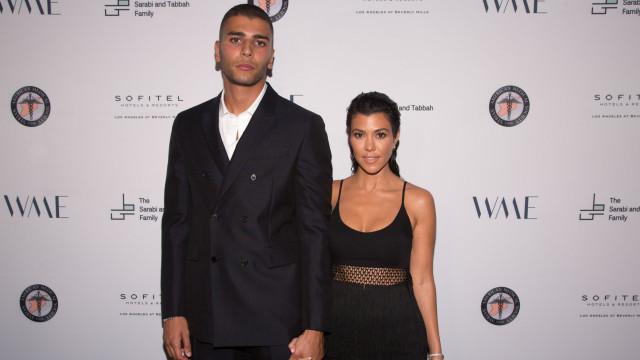 Kourtney Kardashian e Younes Bendjima não estão outra vez juntos