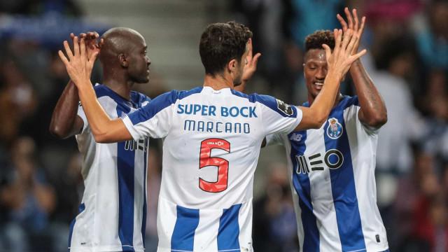 FC Porto vence e 'dorme' na liderança ao lado do Benfica