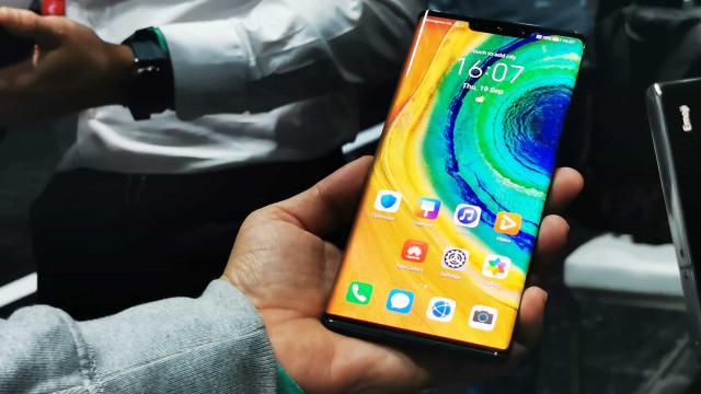 Mate 30 venderá mais de 20 milhões de unidades, diz Huawei