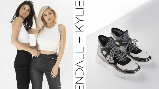 Deichmann lança coleção exclusiva de sapatos com Kendall e Kylie Jenner