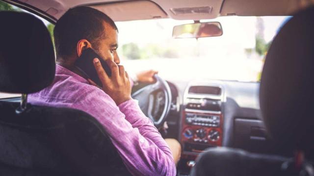 Austrália quer apanhar condutores a usarem o telemóvel