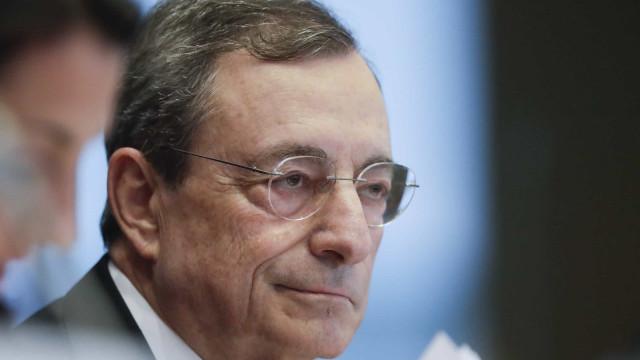 Na despedida, Draghi defende capacidade orçamental própria da zona euro