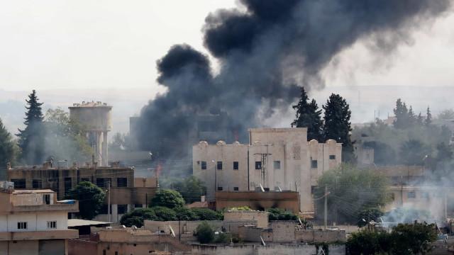 Pelo menos 26 civis mortos hoje pelas forças turcas na Síria