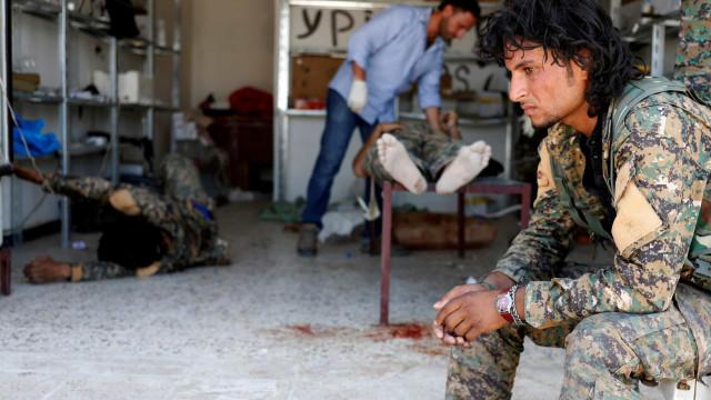 Síria: New York Times publica provas de que Rússia bombardeou hospitais