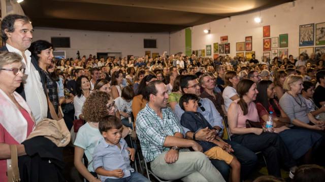 Ministério da Cultura admite apoiar financeiramente festival Folio