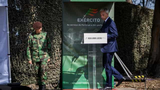 "Militares portugueses ajudam a evitar que Iraque ""exporte terrorismo"""