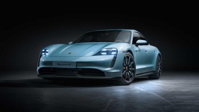 Porsche desvenda novo elétrico com mais autonomia