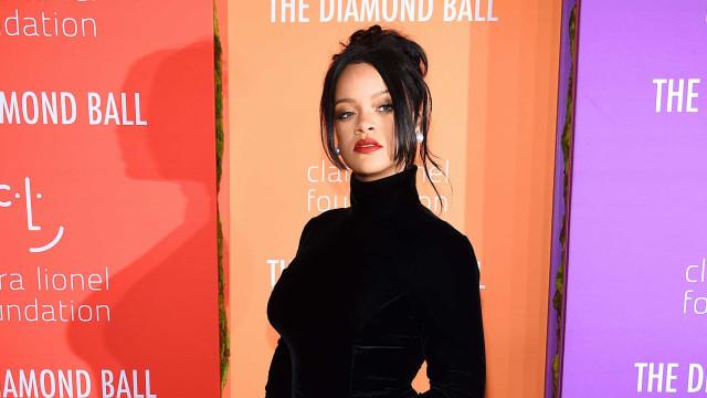 Rihanna não esconde o sonho de ser mãe