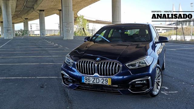 Testámos o novo BMW Série 1 e existem 8 novidades que talvez não saiba