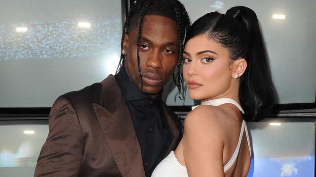 Reconciliação? Travis Scott partilha vídeo misterioso com Kylie Jenner