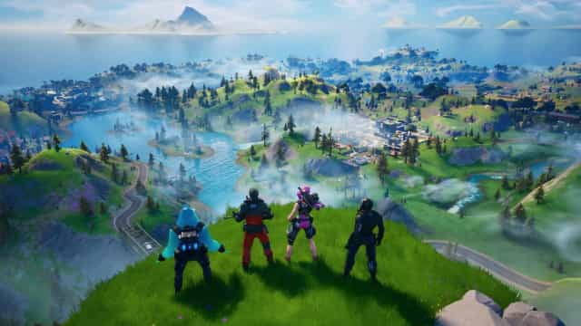 'Fortnite'. Foi partilhado o trailer do segundo capítulo