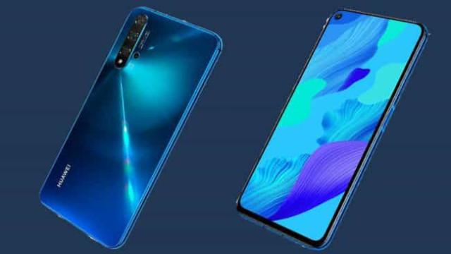 Novo smartphone da Huawei conta com apps da Google