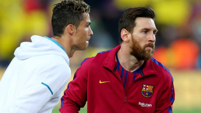 Messi vai receber a Bota de Ouro na próxima quarta-feira