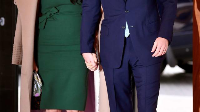 Meghan Markle reutiliza vestido usado no seu noivado com Harry