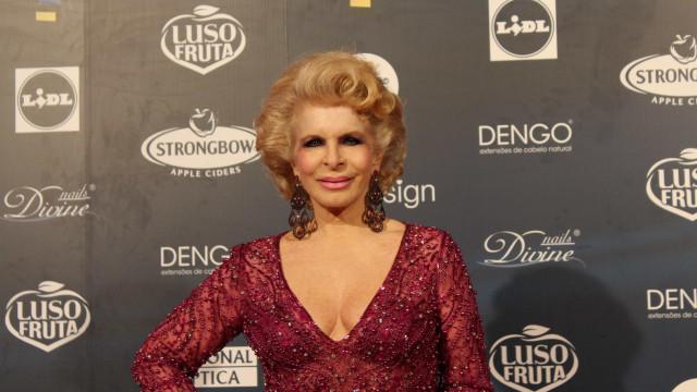 São estes os segredos de Lili Caneças para manter a forma aos 75 anos