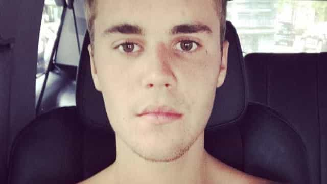 Justin Bieber processado por publicar foto dele mesmo no Instagram