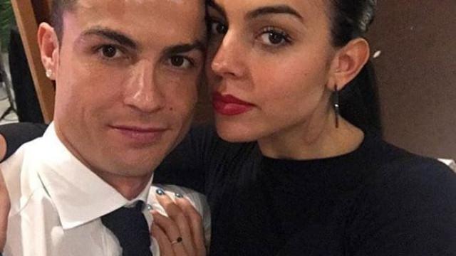Ronaldo e Georgina Rodríguez eram assim em bebés. Fotos encantam os fãs