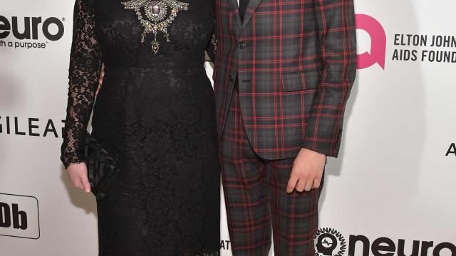 Christina Hendricks e Geoffrey Arend separados após dez anos de casamento
