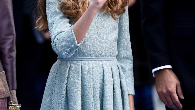 Em fotos. O 1.º capítulo da história de Leonor, futura rainha de Espanha
