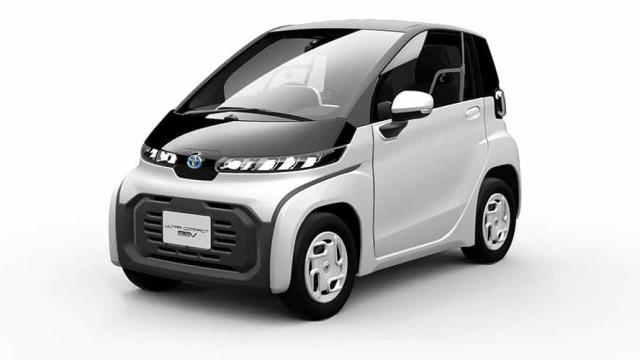 O novo elétrico da Toyota foi pensado para o centro das cidades
