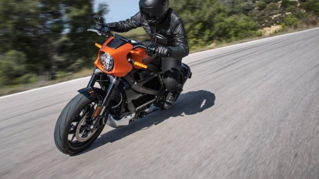 Harley-Davidson já retomou produção de motas elétricas
