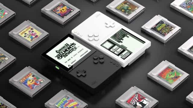 Saudades do Game Boy? A Analogue é a consola portátil para si