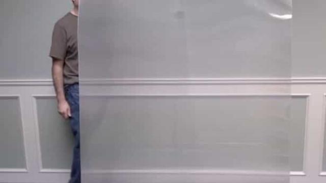 Empresa diz ter criado material para um 'manto de invisibilidade'