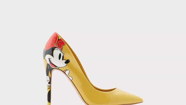 Diversão e muito estilo com a coleção Aldo x Disney