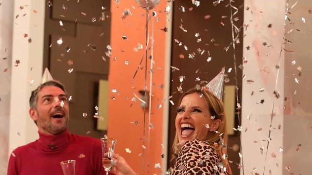 Cláudio Ramos celebra 46 anos com festa em direto