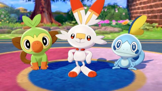'Pokémon Sword & Shield' chegam esta semana. Veja o novo trailer