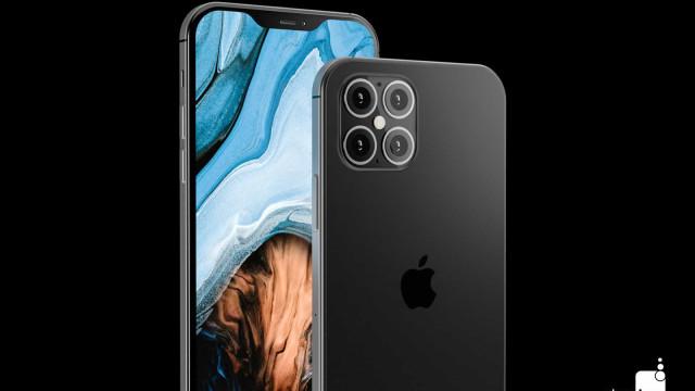 Como será o iPhone 12? Este 'concept' pode dar-lhe uma ideia