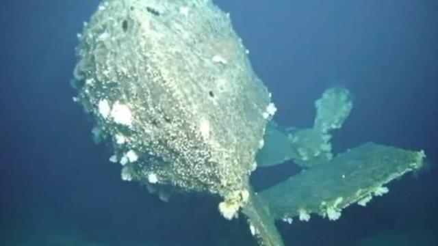 Submarino da II Guerra Mundial desaparecido há 75 anos foi encontrado