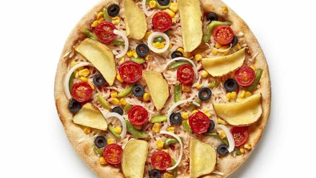 Telepizza lança pizzas com queijo vegan