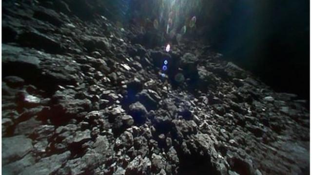 Sonda Hayabusa2 está a caminho da Terra com amostra de asteroide