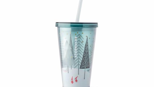 Starbucks apresenta nova edição limitada para a época natalícia