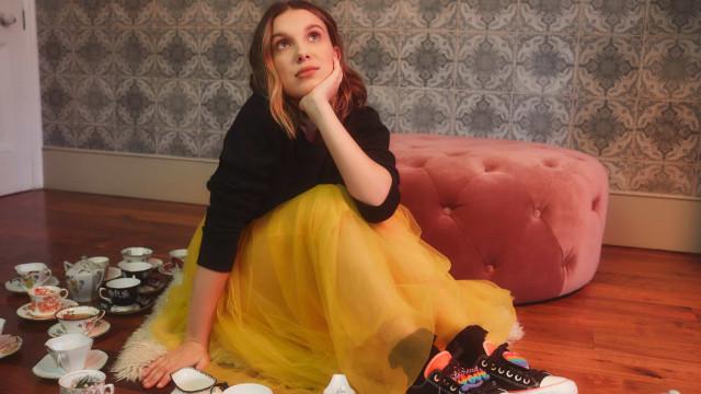 Be You: Converse e Millie Bobby Brown lançam coleção cápsula única