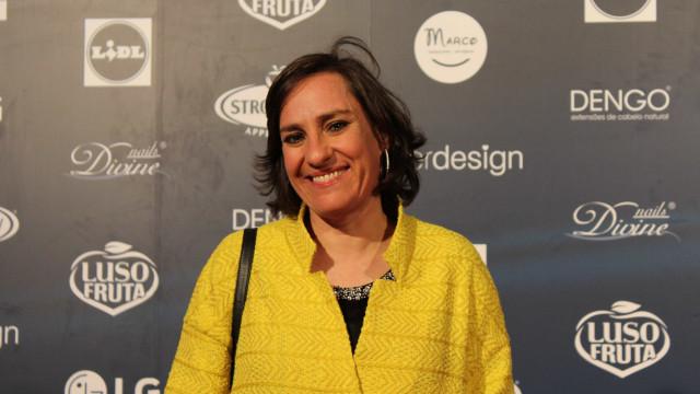 Maria Rueff celebra aniversário de Anita Guerreiro