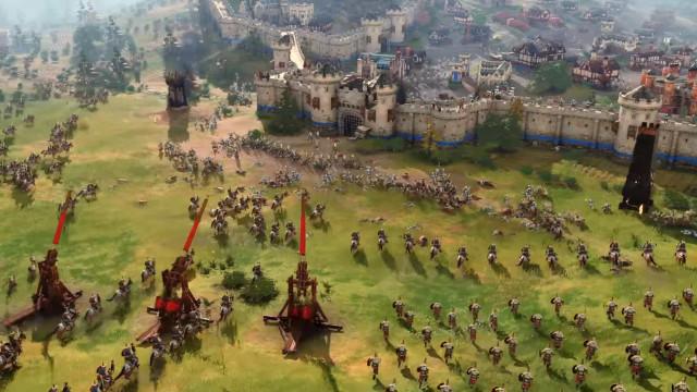 'Age of Empires IV' teve direito ao primeiro trailer