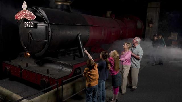 Fazemos 'magia' e levantamos o 'véu' da exposição de Harry Potter