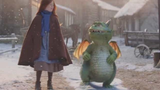 O novo anúncio de Natal da John Lewis vai 'aquecer' os corações