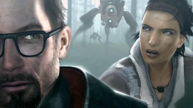 Há um novo 'Half-Life' a caminho. Consegue acreditar?