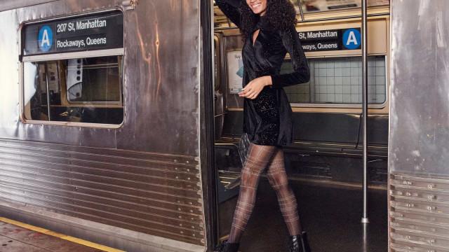 Tezenis Subway. Nova coleção inspirada no tema JUNGLE e padrões leopardo
