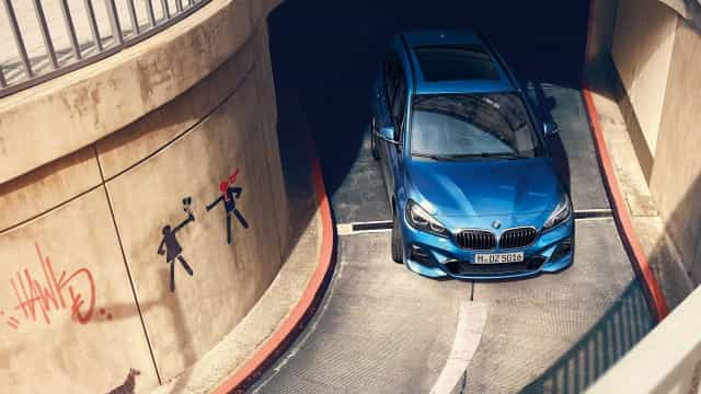 BMW Gran Tourer. Um carro elegante para toda a família
