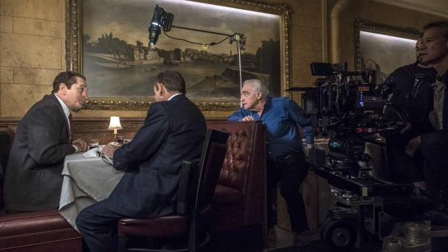 Eis o novo trailer de 'O Irlandês', o regresso de Pesci à asa de Scorsese