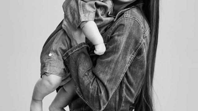 Isis Valverde assinala primeiro aniversário do filho com fotos especiais
